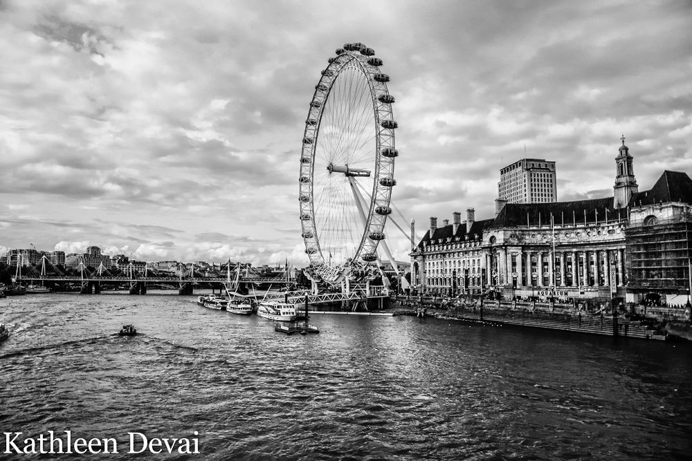 london by kathleendevai