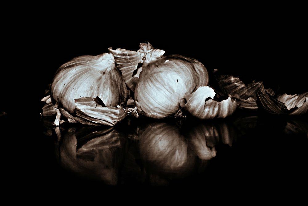 Garlic by solomon aseoche