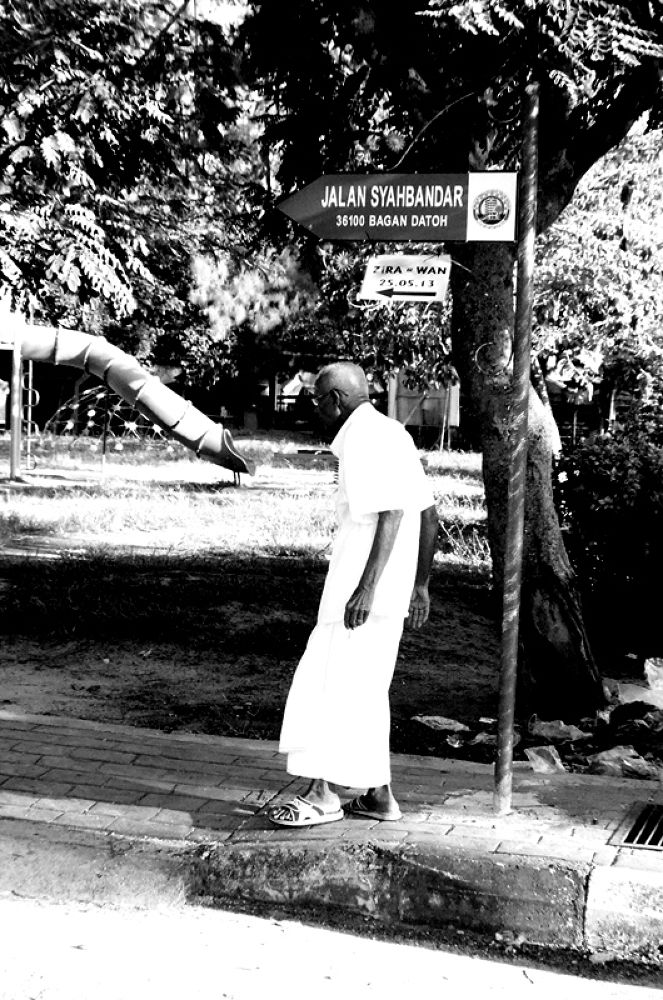 People & Street Name by Anakbentayanmuo