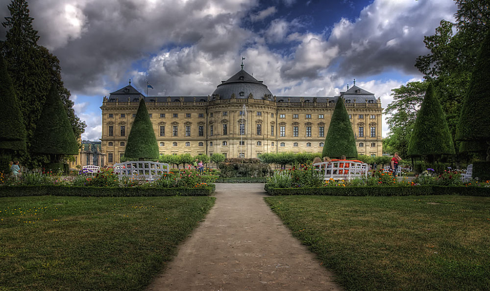 Würzburg by Leo Walter