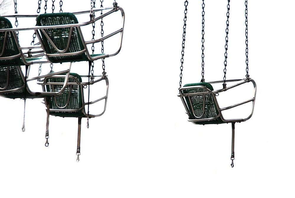 flying swing by Leo Walter