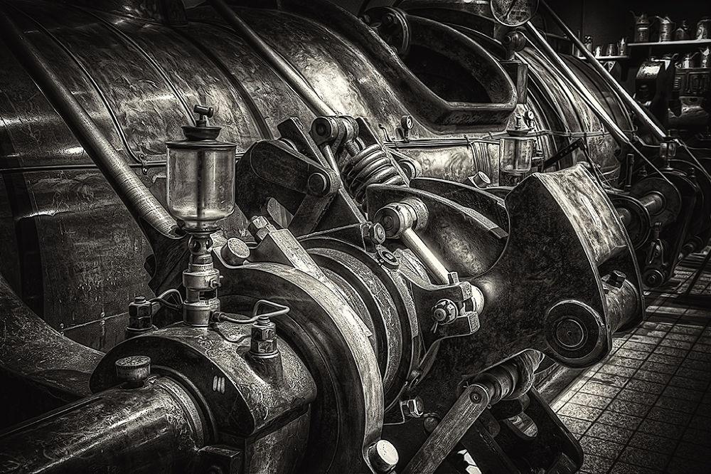 heavy metal by Leo Walter