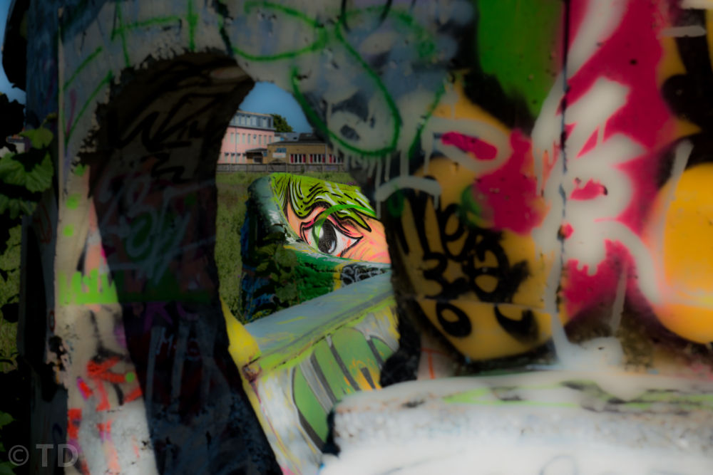 graffiti (not from me) by Tommy Danielsson
