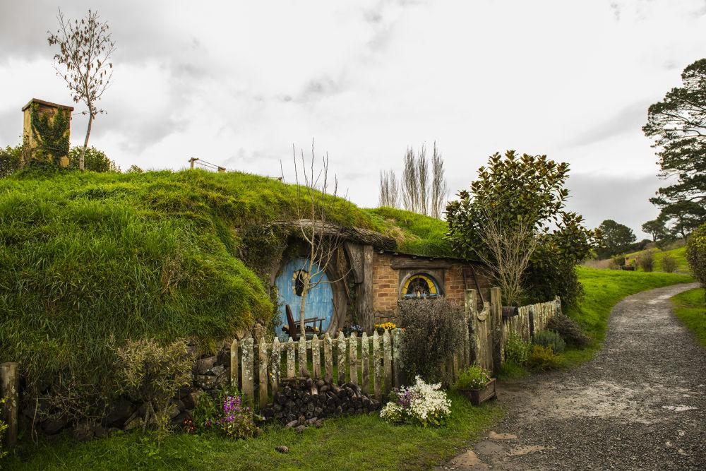Hobbiton, Matamata.NZ by eddylowck