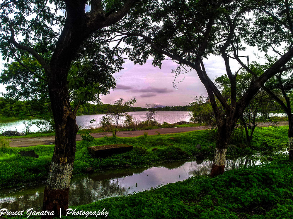 Palm Beach  , Navi Mumbai , India  by ganatrapuneet