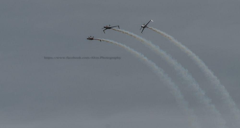 Bournemouth - Air Show....! by Abhishek Kumar