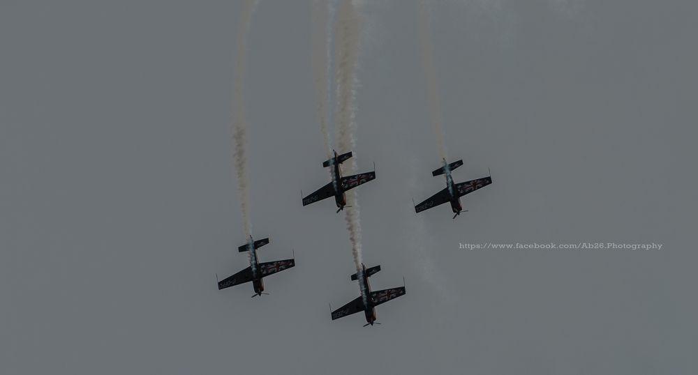Air Show - Bournemouth...! by Abhishek Kumar