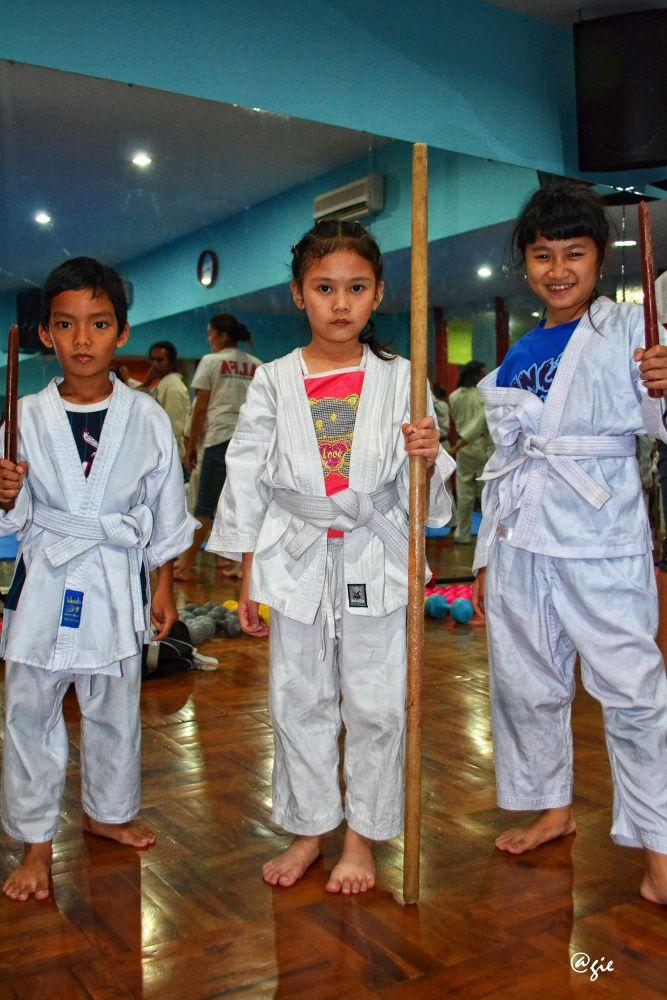 Aikido Kids by gnyomi