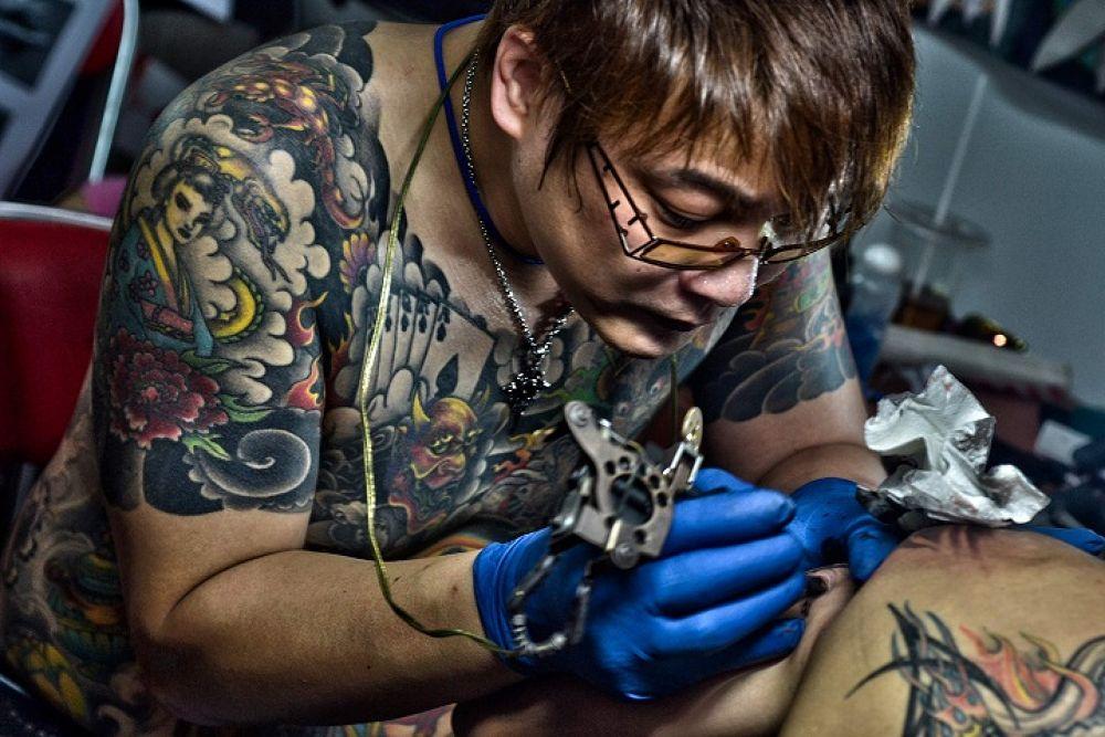 tattoo art by gnyomi