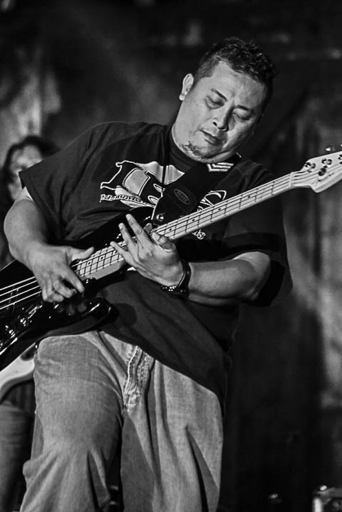Bass perform by gnyomi