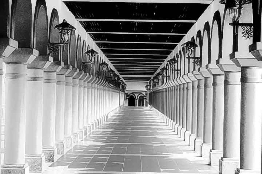 Corridor by gnyomi