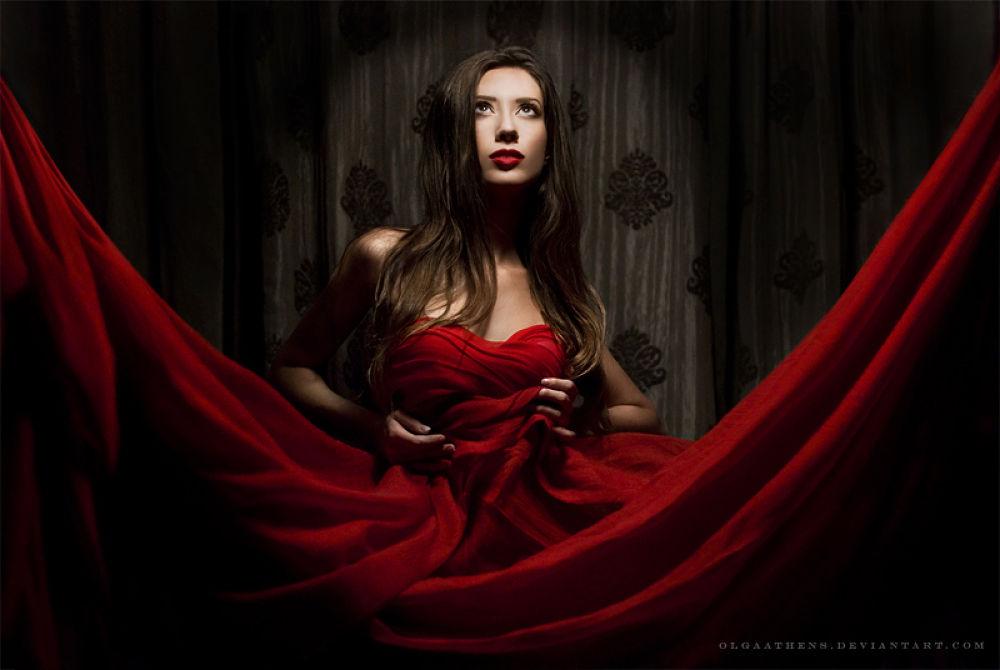 Red II by OlgaMartzoukou