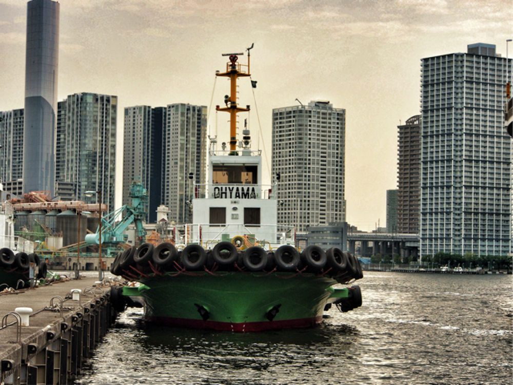 the ship ! by Garraffo