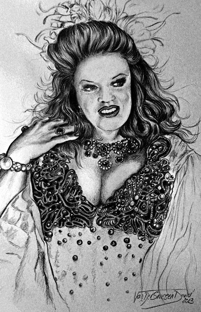 Miss Chichi by Van Der Smissen David