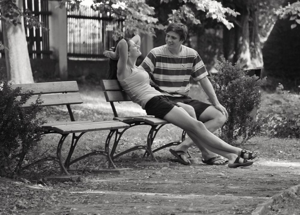 young love ....            © Jana Lily Klesinerova 2013 by janakleisnerova19