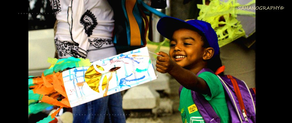 """""""Children see magic because they look for it."""" by sahanapranamart"""