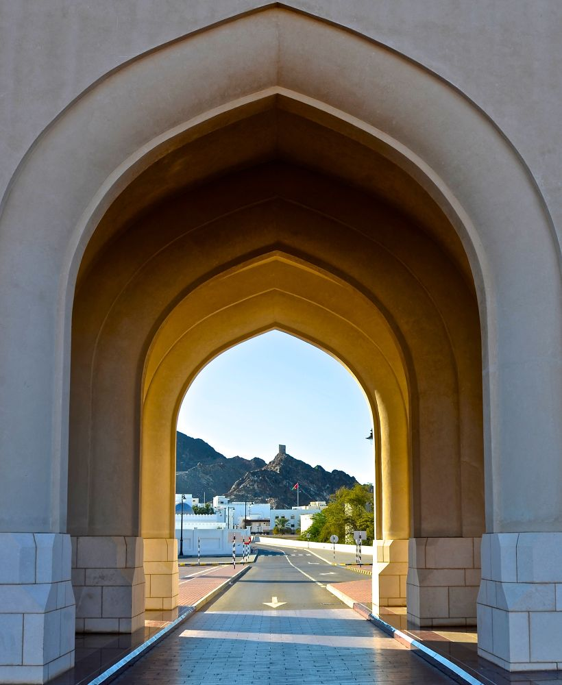 Tunnel of view by Derryl Olmedo