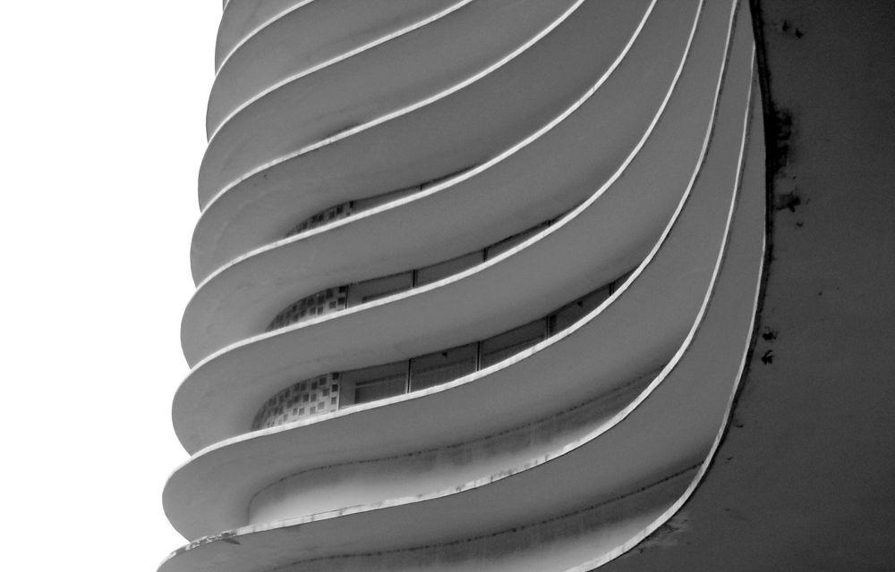 Niemeyer Building by Natanael Guimarães