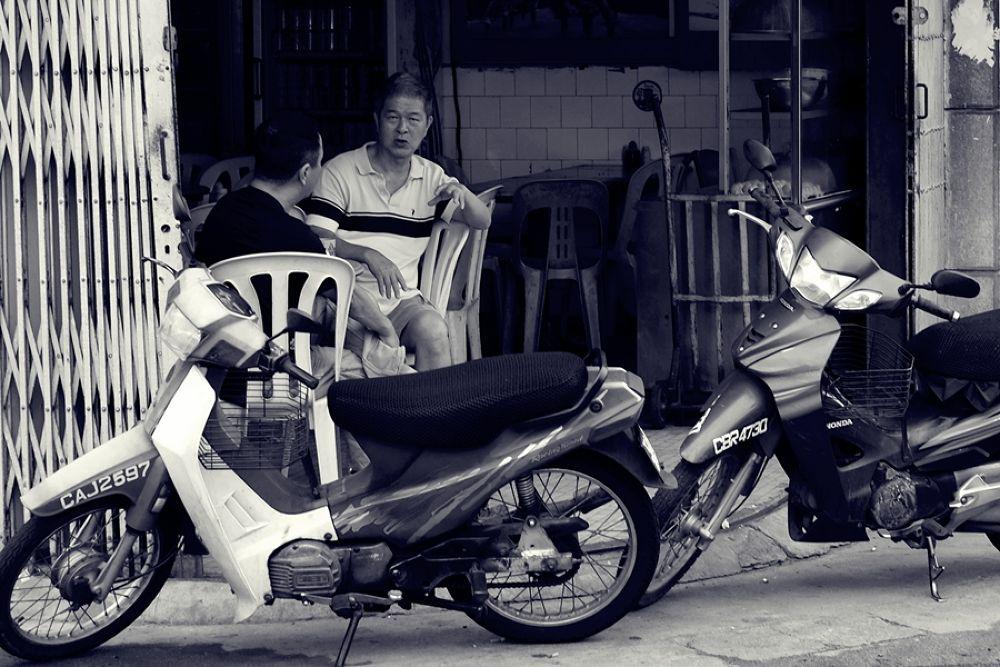 Sembang by iskkfx