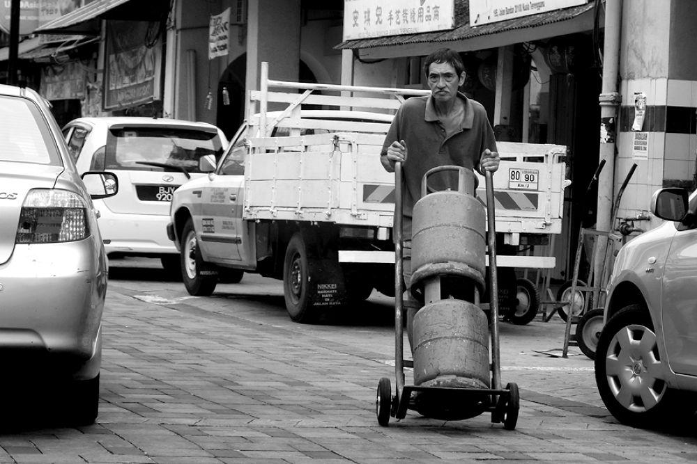 Transporter by iskkfx