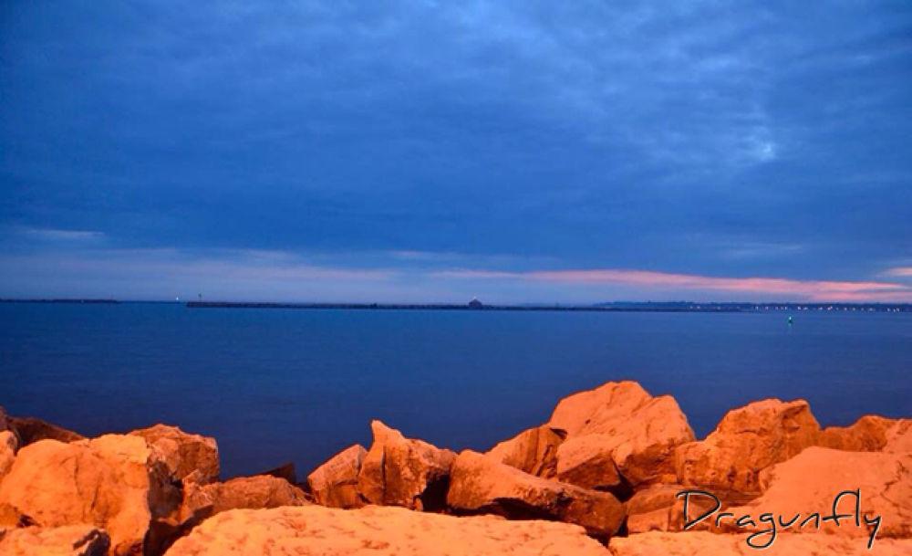 Lake Erie Basin by Dragunflymaster
