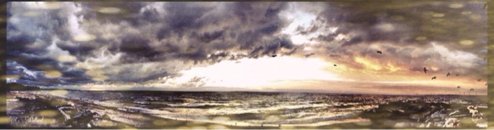 Eye of Lake Erie by Dragunflymaster