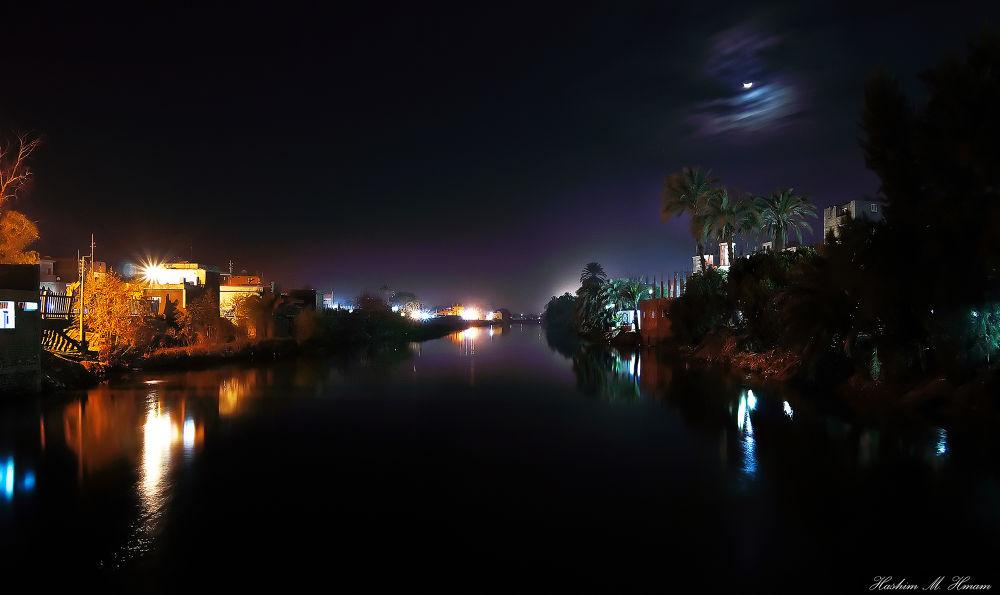 village night.jpg by Hashimhmamphotography