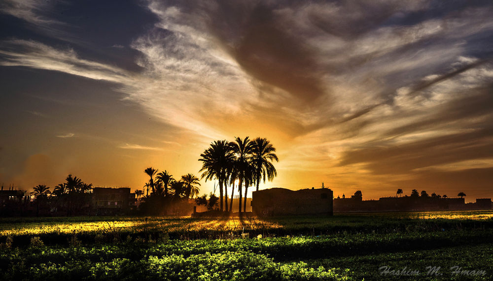 SunSet.jpg by Hashimhmamphotography
