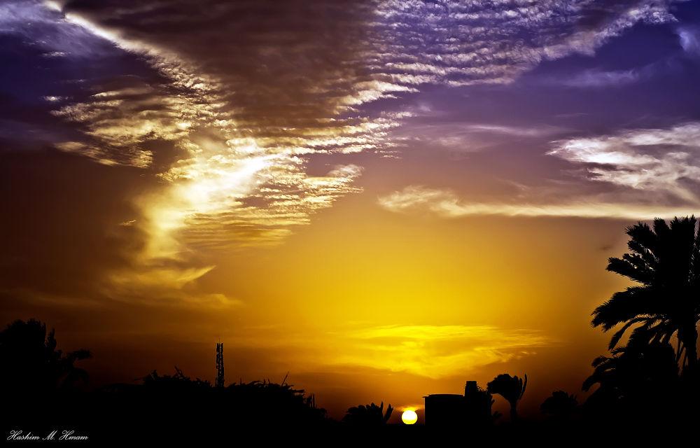 Sunset.jpg by Hashimhmamphotography