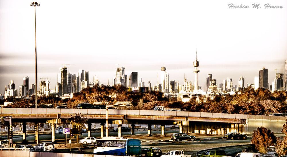 Kuwait City.jpg by Hashimhmamphotography
