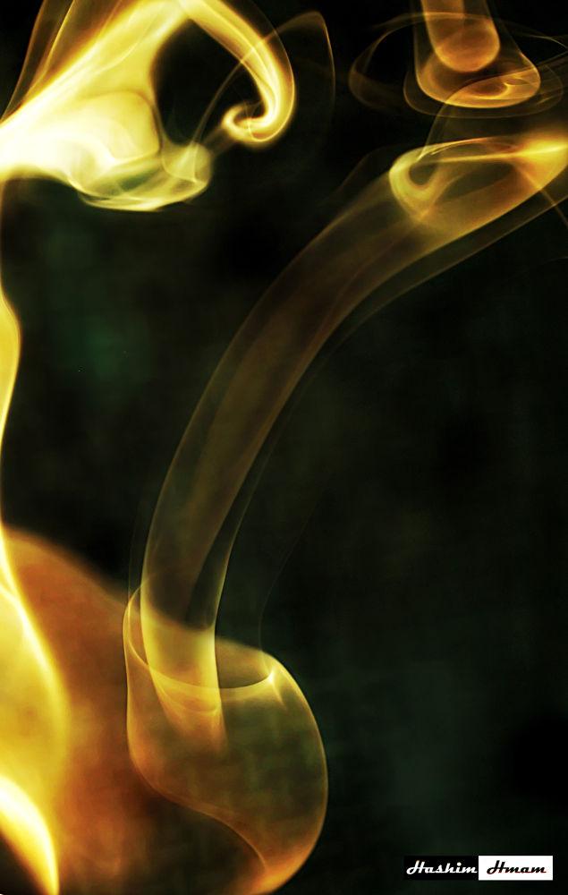 Yellow smoke.jpg by Hashimhmamphotography
