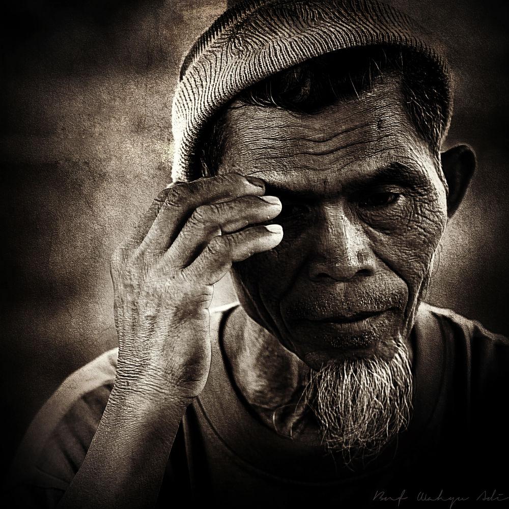oldman by bonifasius wahyu af