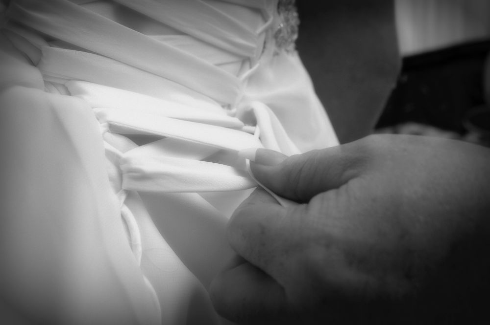 Tieing of the dress by Dean_Gregory