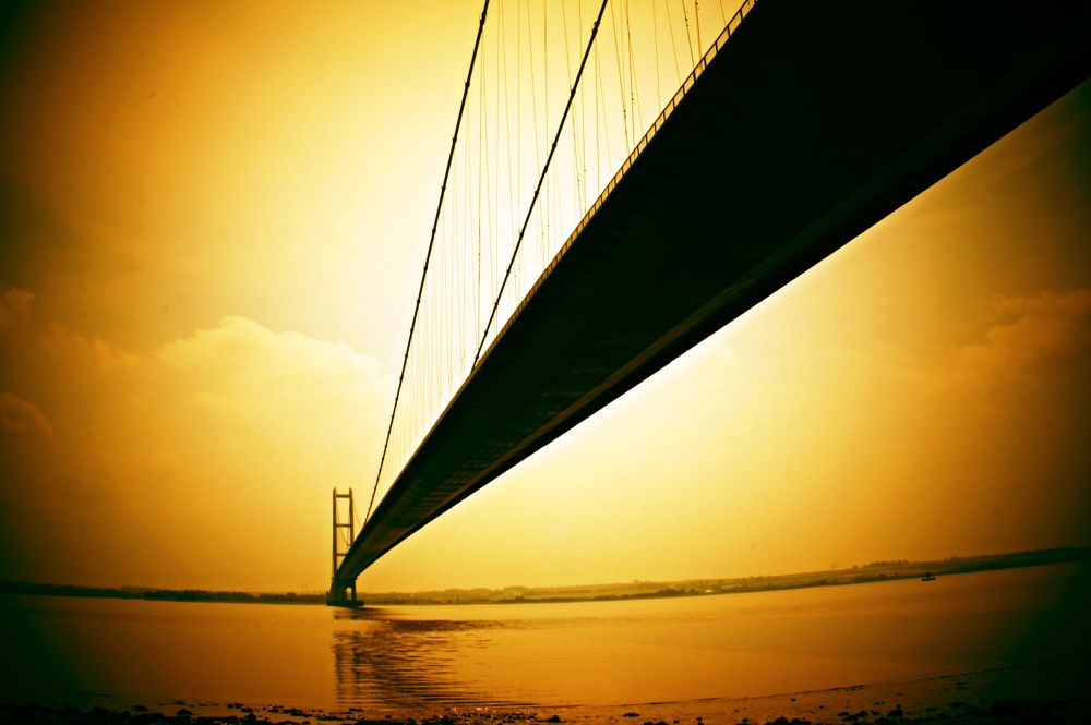 The Humber Bridge by Dean_Gregory