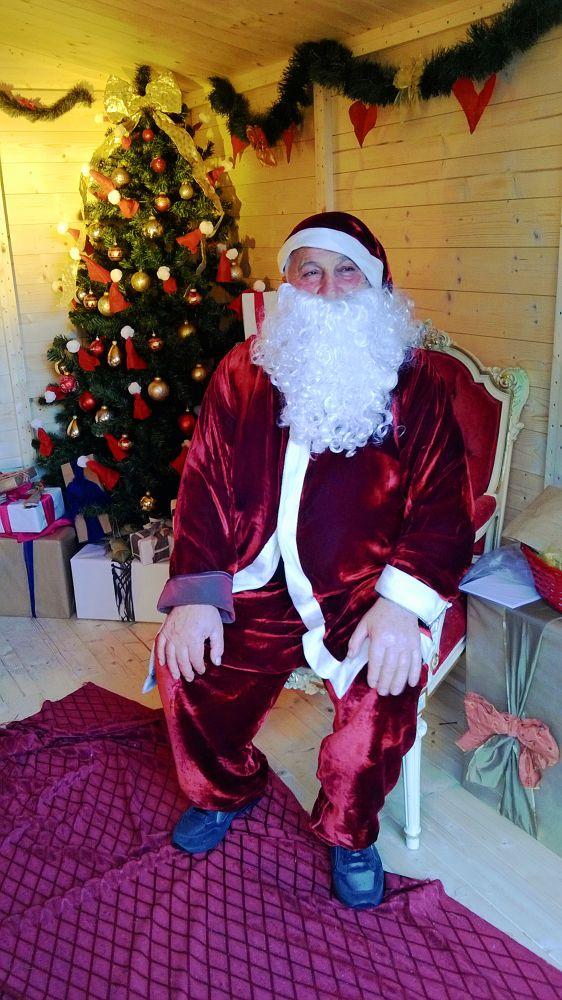 """Babbo Natale :""""posso lasciarti la mia letterina?"""" by libellulina"""