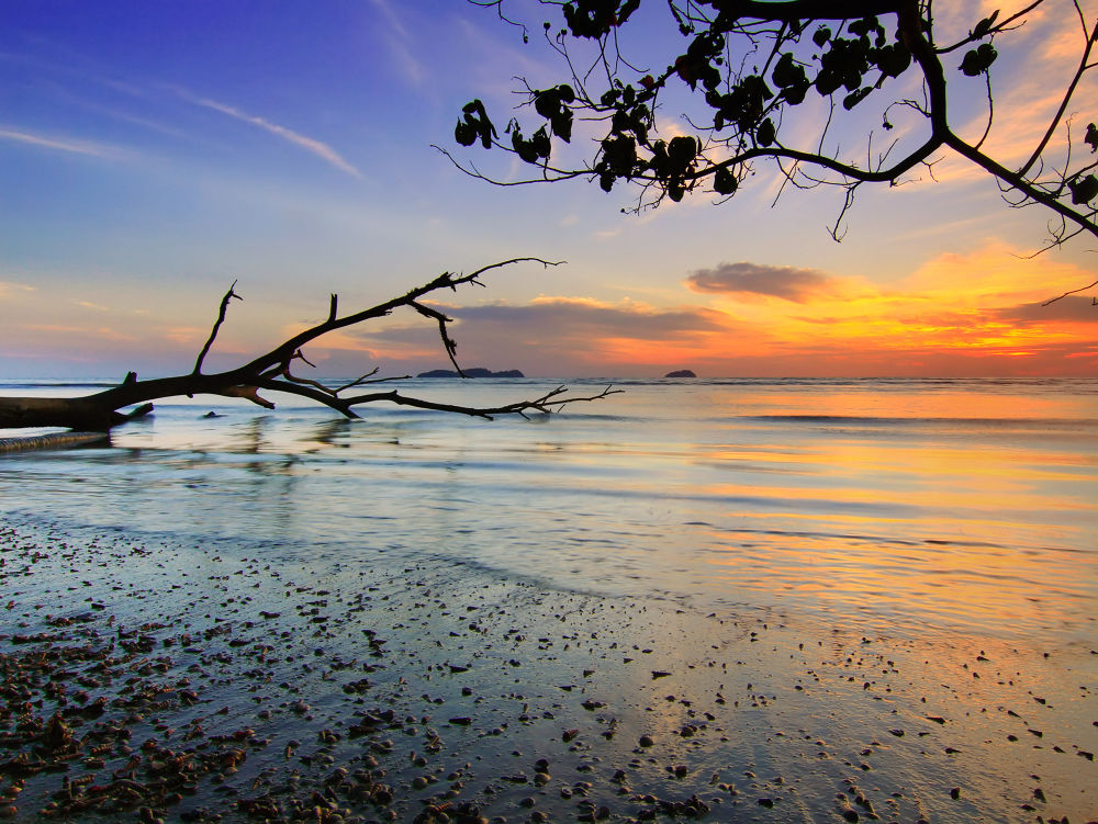 Frame of Sunset by emonkeybusiness