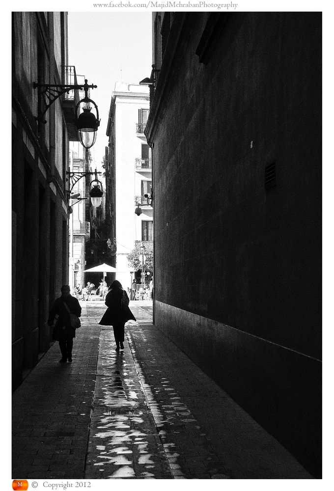 Alley by mdsupersonic