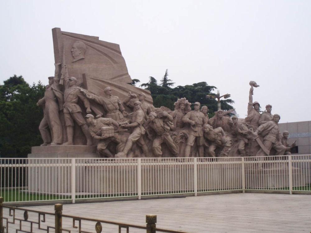 Tiananmen_Square-107 by Arie Boevé