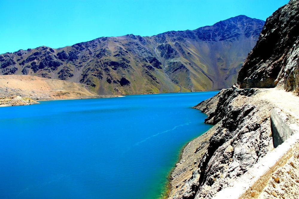 embalse el yeso: 3000 meters above sea level by ichernin