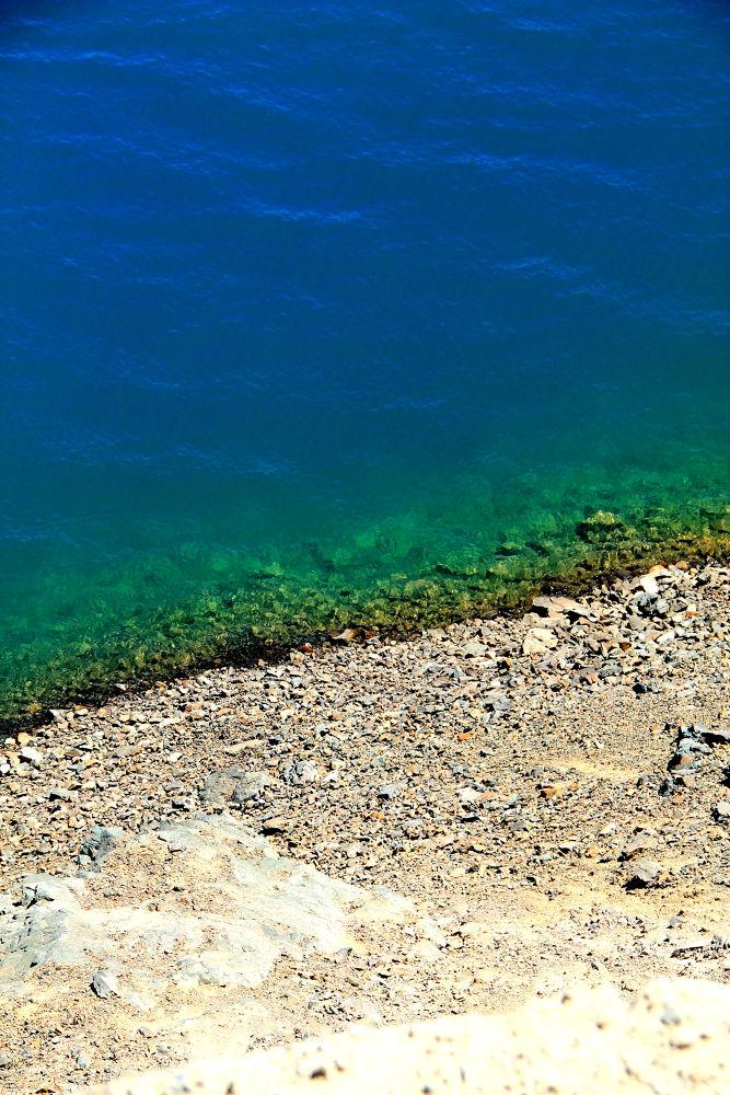 embalse el yeso: 3,000 meters above sea level by ichernin