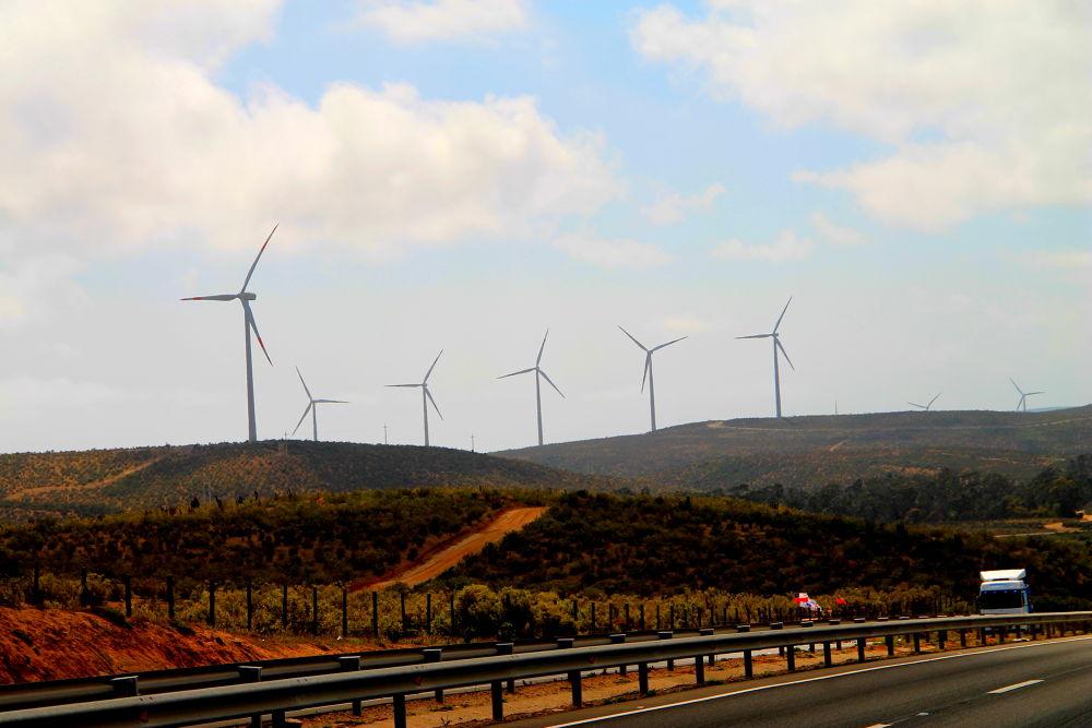 eolian wind farm- producing environmental friendly energy by ichernin