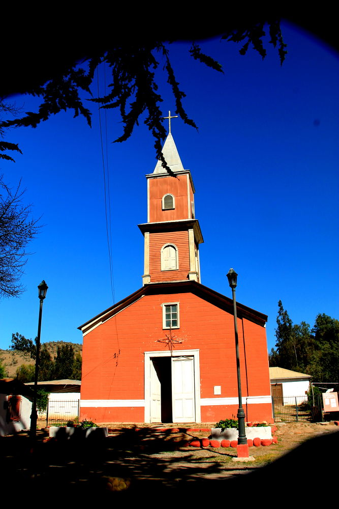 church at barraza, re-built in 1791, original construction, 1650 by ichernin