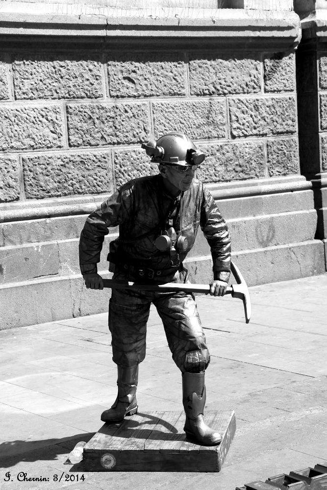 the miner by ichernin