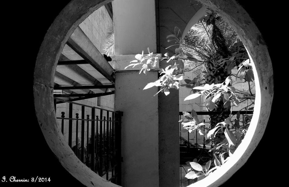 inside looking out by ichernin