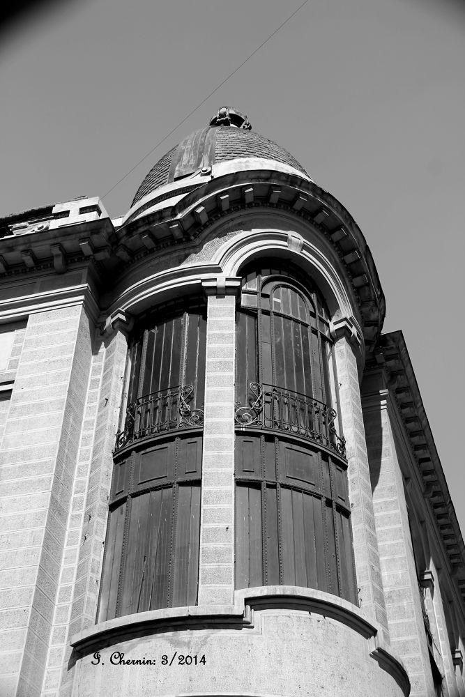 lost architecture by ichernin