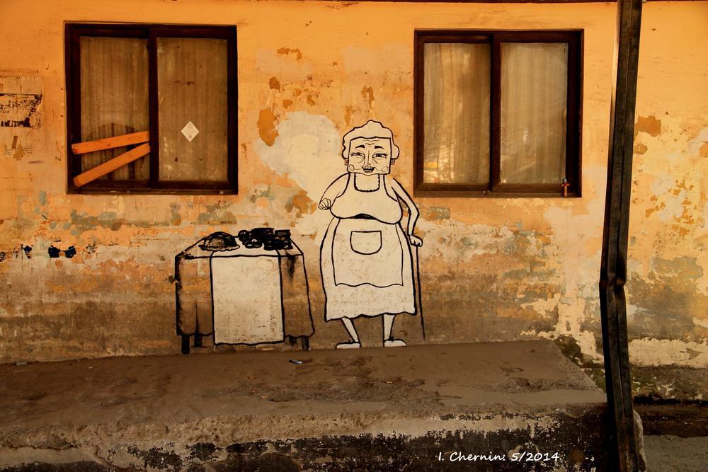 Photo in Urban #santiago #chile #urban #street photography #grafitti