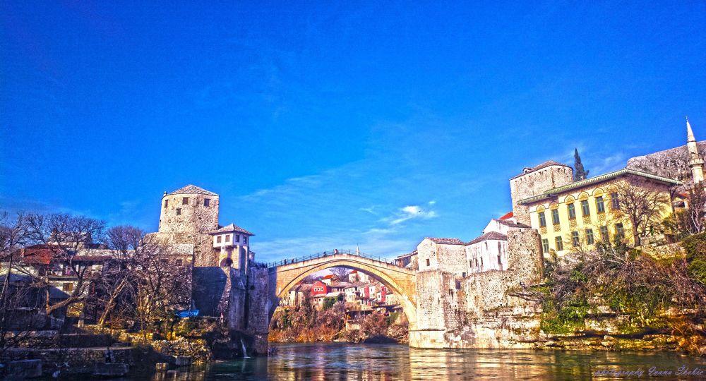 Old Bridge by IvanaSkobic
