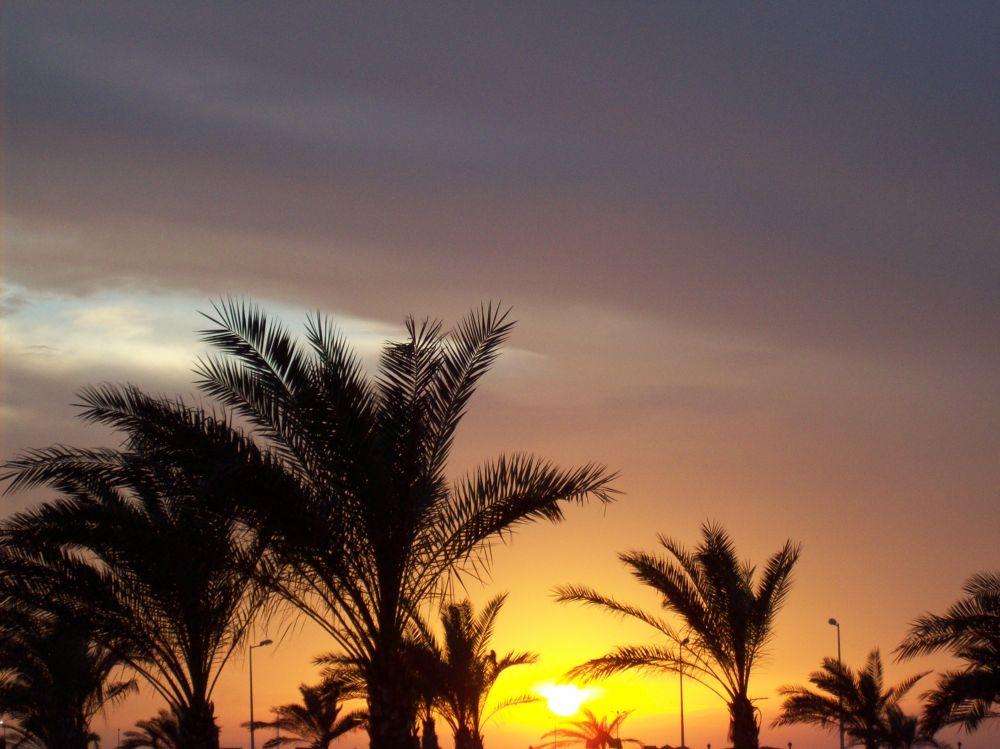 sunset  by Hero