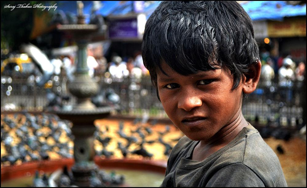 Look into my eyes..... by surajthakoor