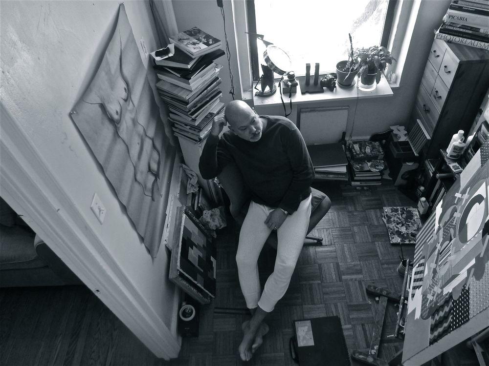 P1090227.JPG In the Studio 2013 N.Y by hernandorest